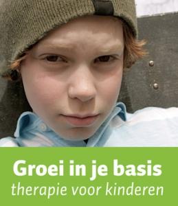 Groen in je basis therapie voor kinderen